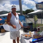 The Grill Master & Excellent Host