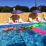 Pool party fun!