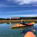 Kayaking Spring Creek
