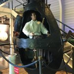 The Turtle, early submarine prototype.