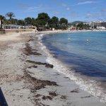 Beach at Es Cana