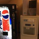 vending machine and ice machine