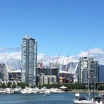 From the False Creek
