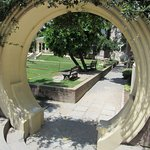 Moon Gate, Garden of Dreams