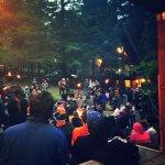 Karaoke by the Campfire