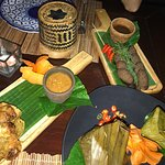 Beautiful ambiance and delicious Lao food