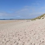 Untouched beautiful beach
