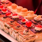 Fresh Baked Pastries - Marco Polo's Restaurant, Bar & Lounnge