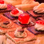 Pastries Close Up - Marco Polo's Restaurant, Bar & Lounge