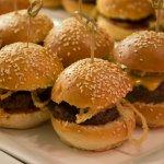 Mini Cheese-Burger - Marco Polo's Restaurant, Bar & Lounges