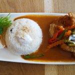 Monkfish Panaeng