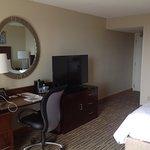 Nice large comfy master bedroom