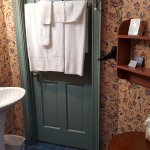 Bathroom at Parsonage Inn