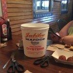 Crab leg bucket