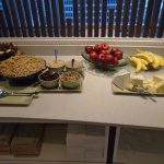 Hyatt Club breakfast May 2017