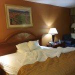 Foto van Red Roof Inn & Suites Clinton