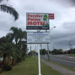Foto de Forster Palms Motel