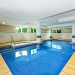 Indoor Heated Pool + Spa