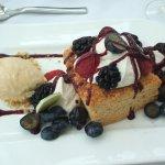 Getty Center Restaurant Foto
