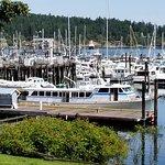 Dockside in Friday Harbor...