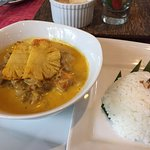 Khmer curry.