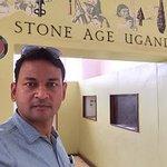 The stone age of Uganda.