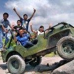 Photo de Merapi Volcano