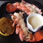 (Butter-poached) Lobster