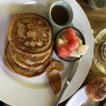must try the pancakes