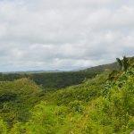 The road to the Kamokila FIshing Village