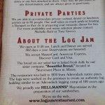 Log Jam 6