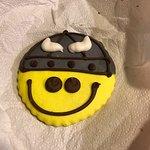 Viking Cookie