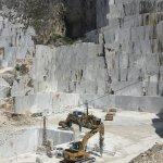 Photo de Carrara Marble Quarries tours