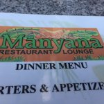 Manyana Restaurant 1160 King George Blvd | At the Pacific Inn, Surrey, British Columbia