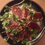 Delicious tuna!