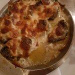 Baked Garlic Mushrooms