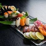 Foto van Oishi Sushi Restaurant