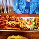 Spicy Chicken Skewers :)