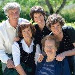 Ihre Gastgeberfamilie freut sich auf Ihr Kommen