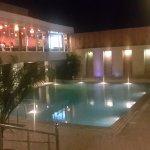 Lighted Pool