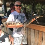 Photo de Jungle Erv's Everglades Airboat Tours
