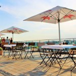 Relax on the terrace and enjoy the best view in Brda!