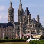 Tourisme à Caen, l'Abbaye aux hommes (15 km)