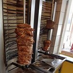 Pork , Chicken and doner (lamb) all smell amazing