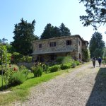 ภาพถ่ายของ Ancora del Chianti Eco BB & Art Retreat in Tuscany