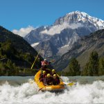 The best Rapids at the foot of Mont Blanc !