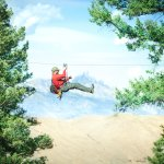 Jackson's only Treetop Adventure and Zip Line Course