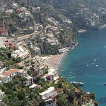 Just one of the gorgeous views from the Amalfi coast.