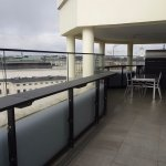 Sky Balcony Suite #701