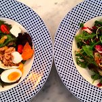 How about a delicious salad on the terrace?
